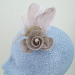 Nude Fascinator Kiki - FAS049