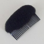 Black Bump Comb Hair Accessories - BUM002