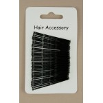 Black Hair Grips 36 Pack - GRP003