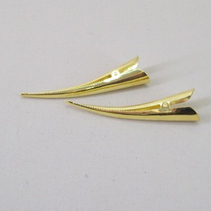 Small Gold Beak Clips 2 Pack  - BEA009