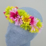Citrus Daisy Limited Edition Flower Hair Garland - HFL168