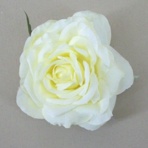 Cream Rose Hair Clip or Corsage - HRO007