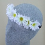Fresh as a Daisy Hair Flower Crown - HFL117