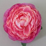 Pink Peony Hair Clip or Corsage HFL231