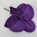 Purple Orchid Hair Grip - OHF006