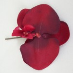Red Orchid Hair Grip - OHF008