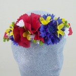 Summer Meadow Festival Flower Crown - HFL122