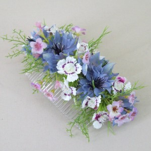Summer Romance Flower Hair Slide - HFL218