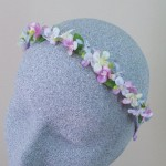 Summer Pastels Flower Alice Band  - HFL241