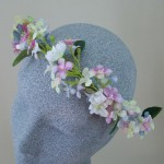 Summer Pastels Flower Crown  - HFL240