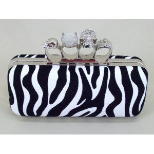 Animal Print Evening Bag - EBA015