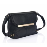 Traditional Cross Body Handbag Black - DBA017