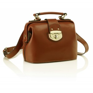 Doctors Bag Tan - DBA010