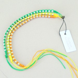 Friendship Bracelet 3 Pack Citrus - FRD001