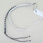 Friendship Bracelet 2 Pack Monochrome - FRD004