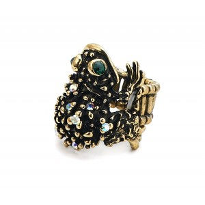 Funky Frog Ring - RIN008