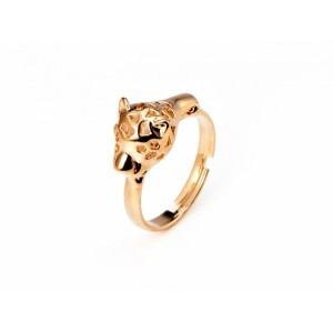 Gold Leopard Ring - RIN011