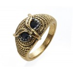 Owl Ring - RIN002