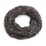 Brown Chenille Snood - SNO001