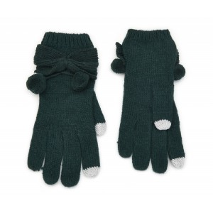 Touchscreen Tech Gloves Bottle Green - GLO009