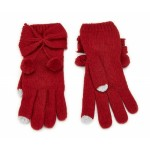 Touchscreen Tech Gloves Red - GLO010